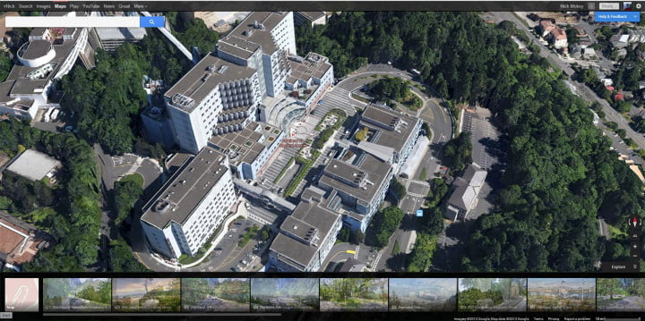 google conquers cartography again with faster cleaner smarter maps  d va hospital