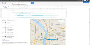 Google conquers cartography public transportation view screenshot