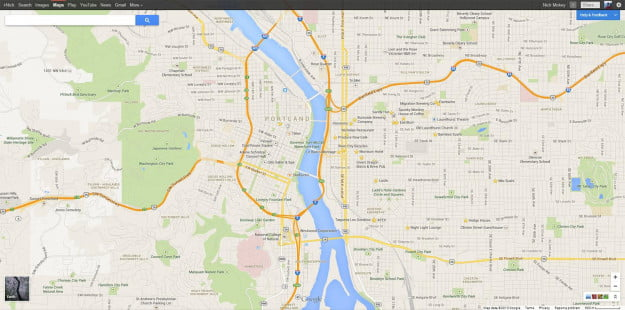 Google conquers cartography stars all over the map screenshot