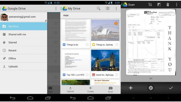 Google-Drive-Android-apps-screenshot