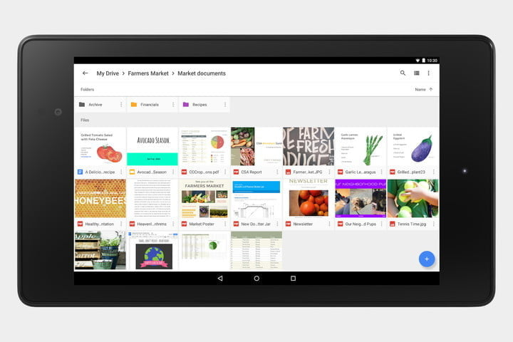 google-drive-tablet