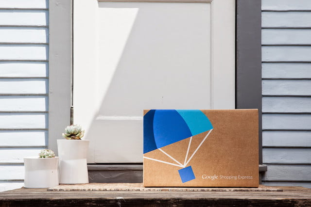 google express  percent package