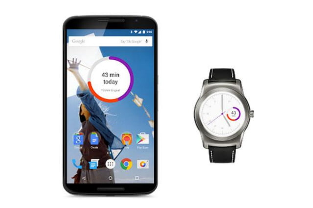 google fit update calories distance android app
