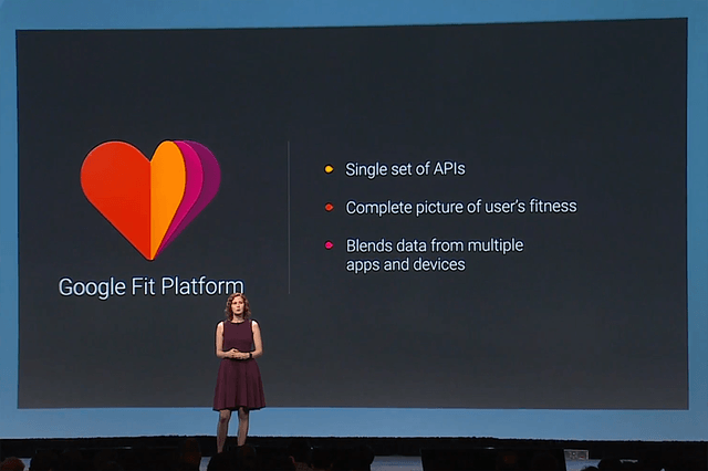 google fit news platform