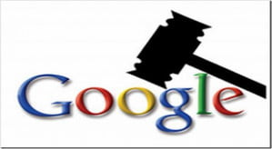 google gavel legal lawsuit