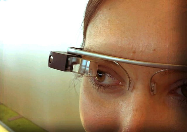 google glass monthly update october