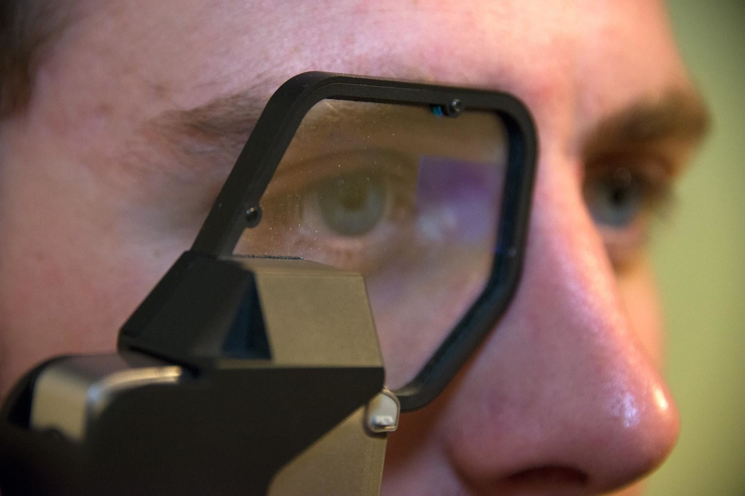 Google Glass meets Kinect in ARI