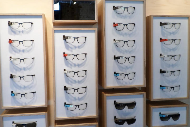 tried buy google glass wouldnt sell store display