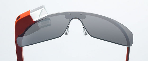 Google Glass Sunglass Frame