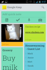 Google Keep Hands On (10)