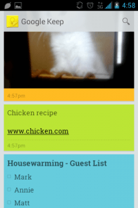 Google Keep Hands On (12)