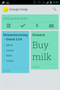 Google Keep Hands On (6)