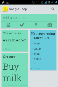 Google Keep Hands On (9)