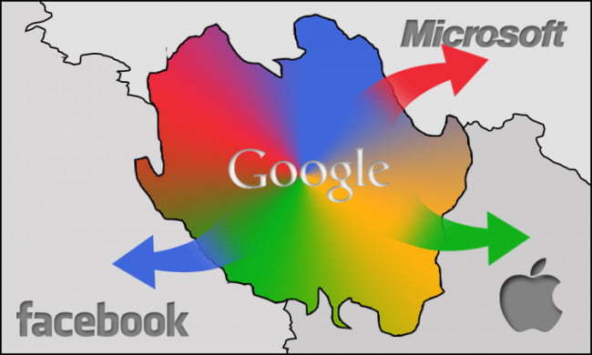 Google vs. the World