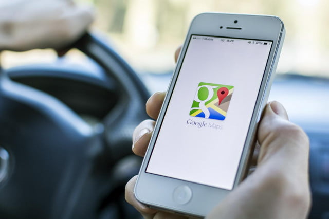 google maps ride hailing integration
