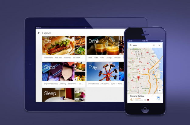 Google Maps 2.0 comes to iOS header