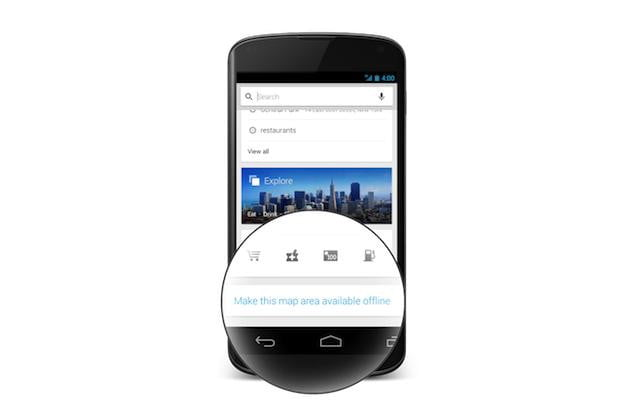 how to download google maps offline on mobile