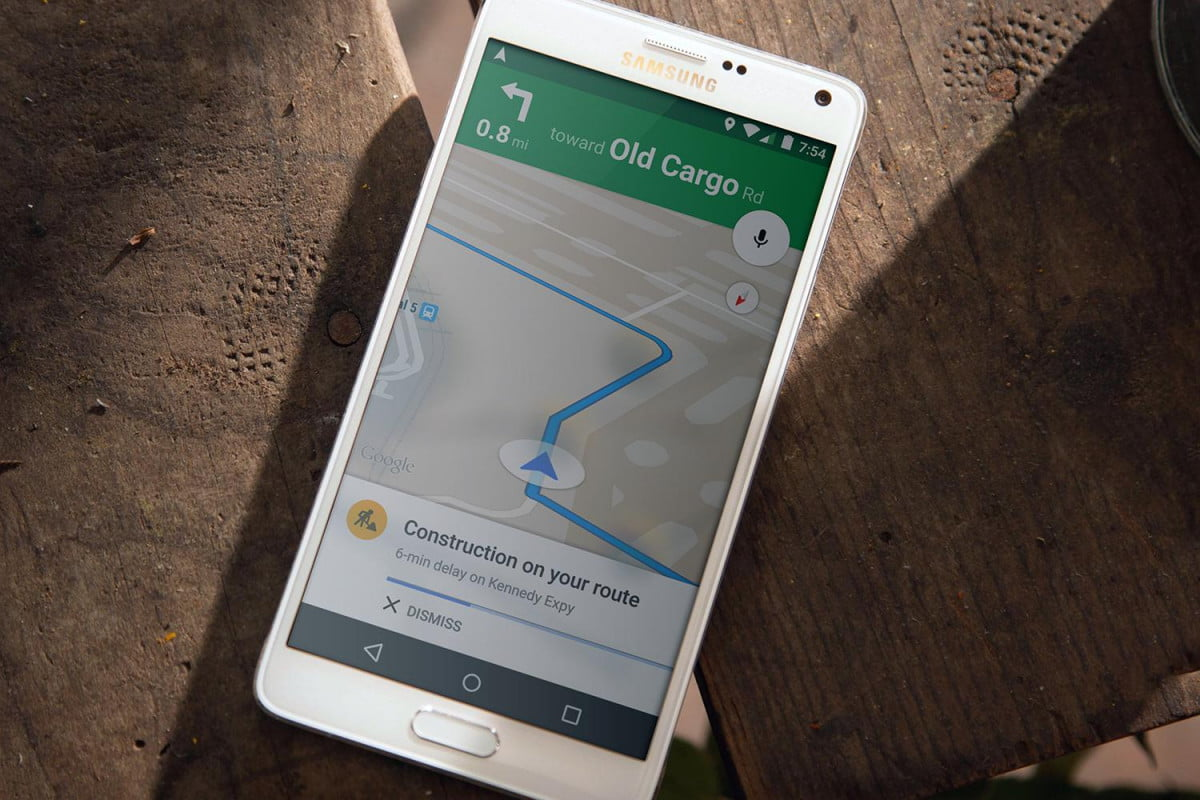 google maps can now map your daily route and locations traffic