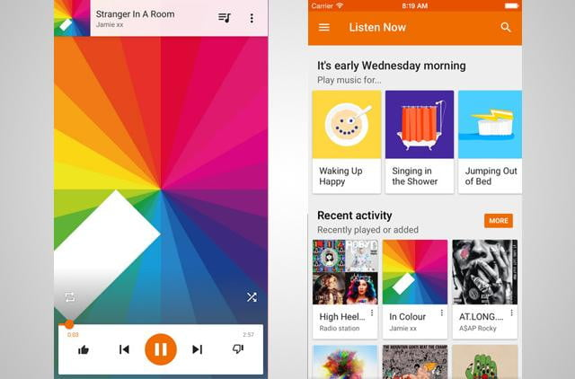 Google Music Photo