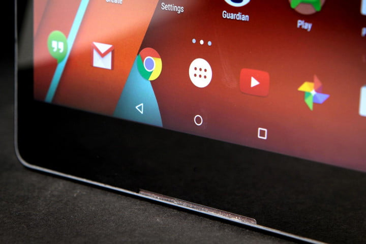 nexus  review google bottom screen front