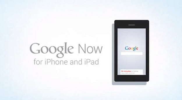 google now for iphone