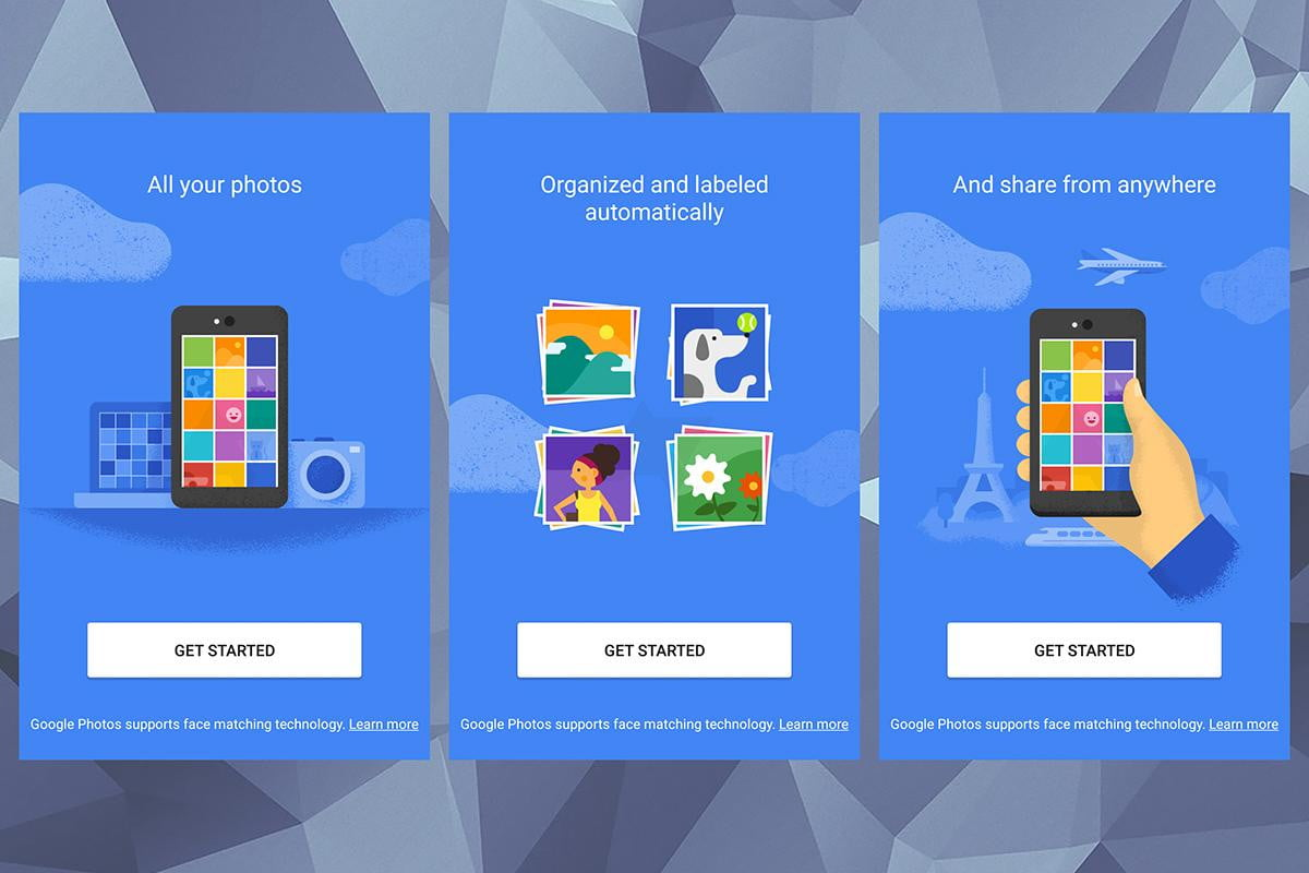 take a look at the new google photos app launching this week