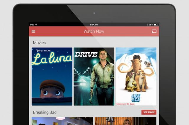 google play movies tv app lands on ios