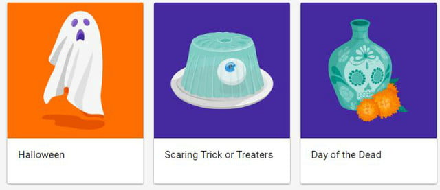 streaming halloween playlists are a thriller google play music