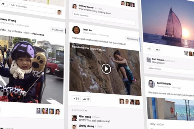 study suggests far fewer active google plus users than claims stream