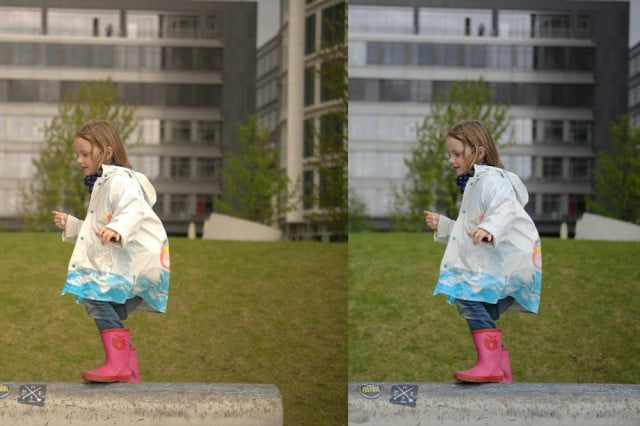 google improves raw to jpeg conversion supports more than  cameras plus intherain before after