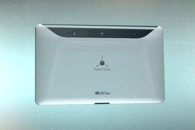 project tango coming in  google tablet
