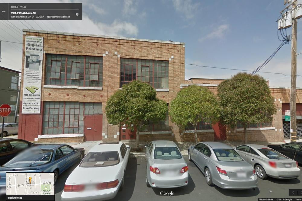google to take over san francisco work space building