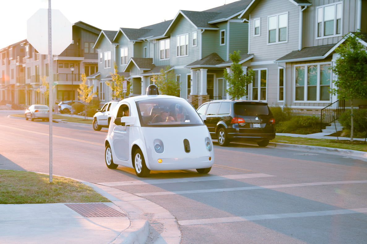 google hires the guy that created teslas autopilot feature self driving car
