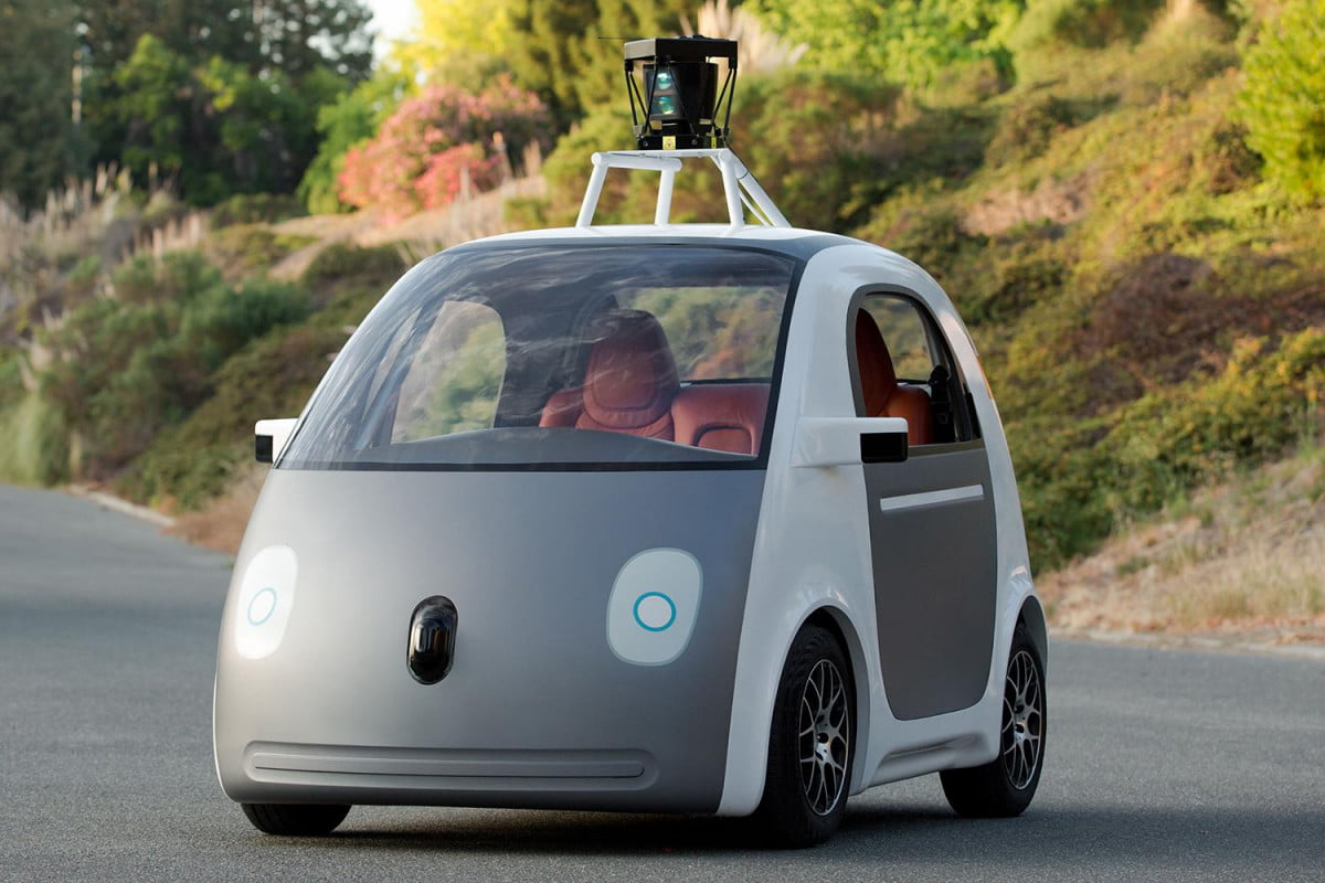 google wants to manufacture a lot more of its self driving cars car