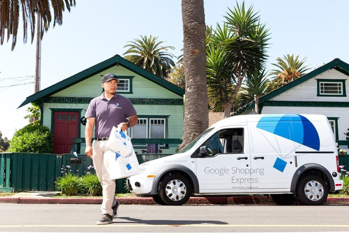 google barnes noble collaborate take amazon day deliveries shopping express delivery