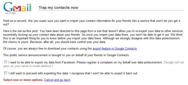 google-trap-my-contacts-now