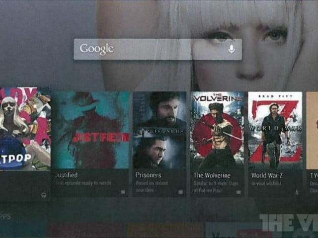 android tv will focus online media games google  x