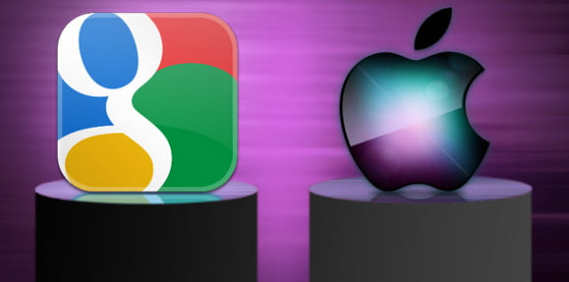 google vs apple