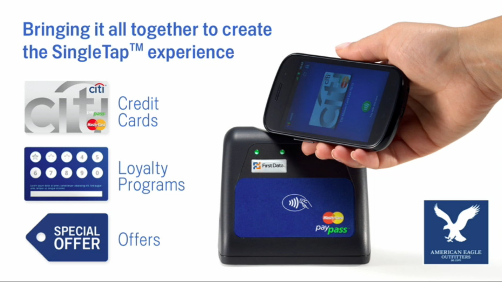 how to use google wallet in store
