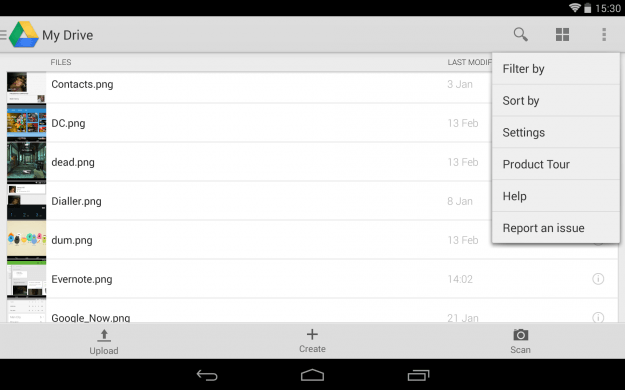 Google_Drive_Android_tablet_app_screenshot