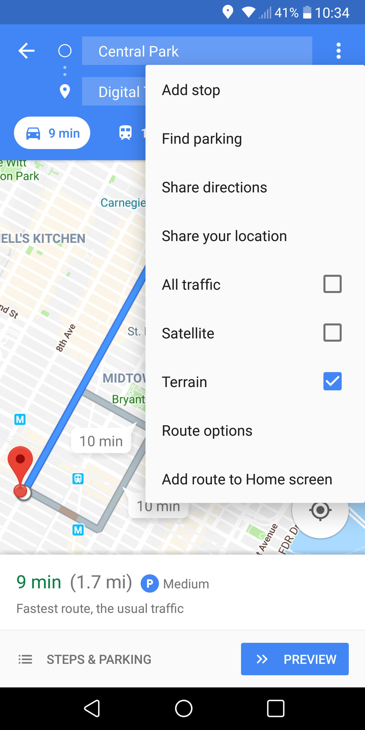 How To Use Google Maps Page 2 Digital Trends