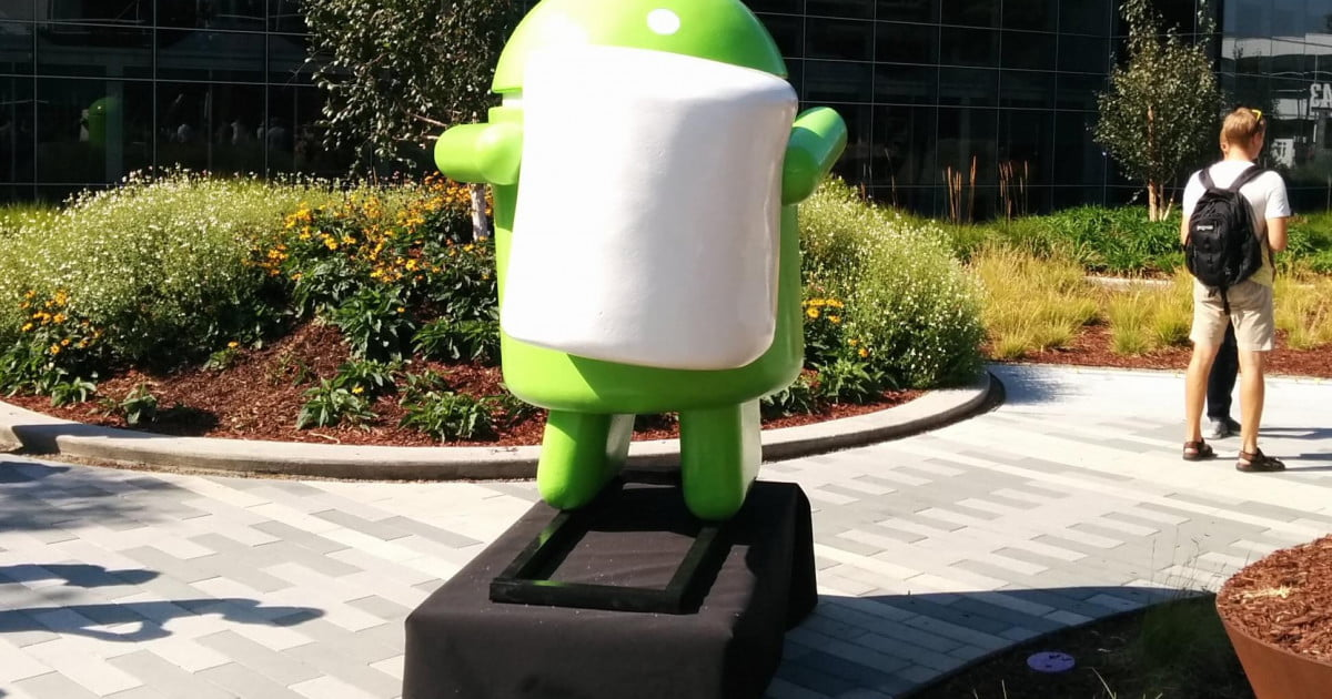 Android M is Android 6.0 Marshmallow