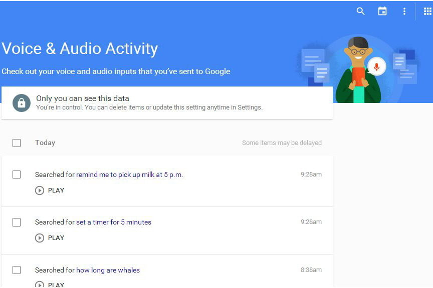 Google now web history - How to - 48.7KB