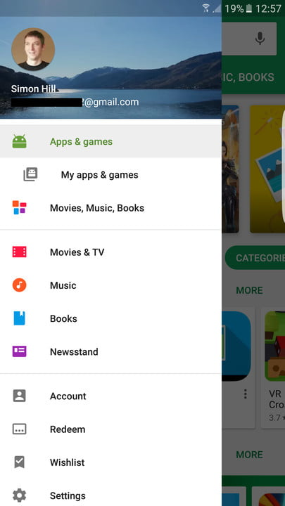 how to google play store refund app