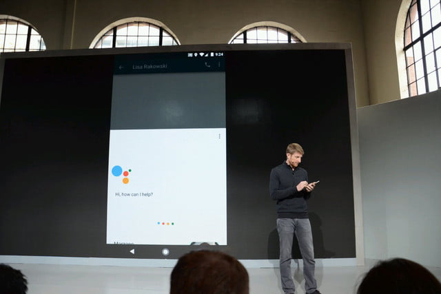 google assistant  googleassistant event head