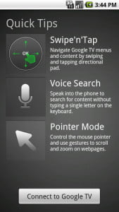 GoogleTVRemote
