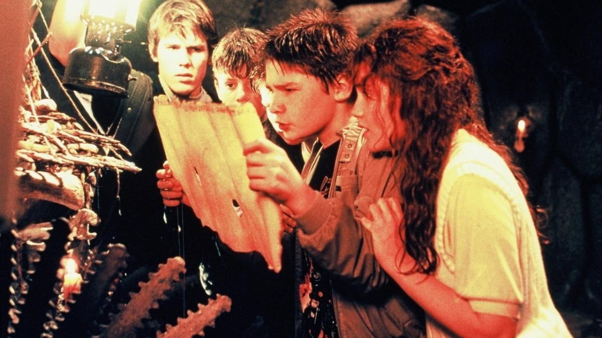 richard donner confirms hes working goonies sequel dont hold breath