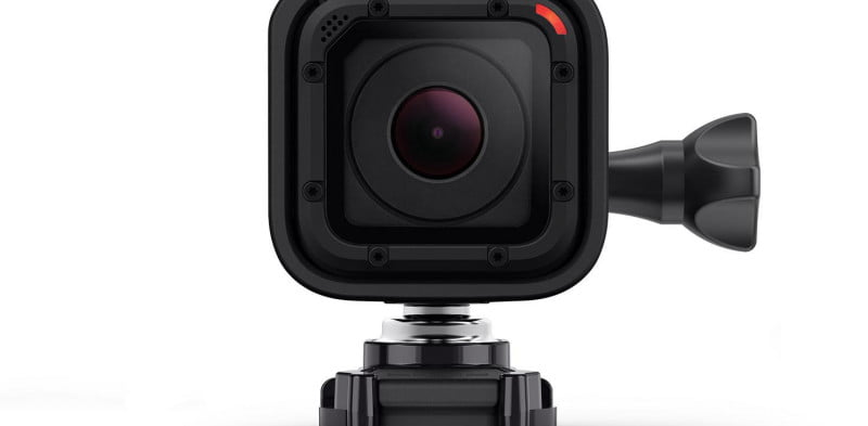 gopro hero  session review