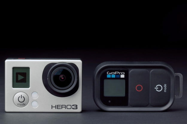 GoPro HERO3 Black Edition Camera + Remote