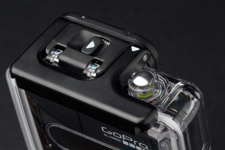 gopro hero  black edition review waterproof housing top macro